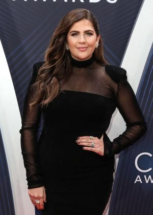 Hillary Scott - 2018 CMA Awards in Nashville