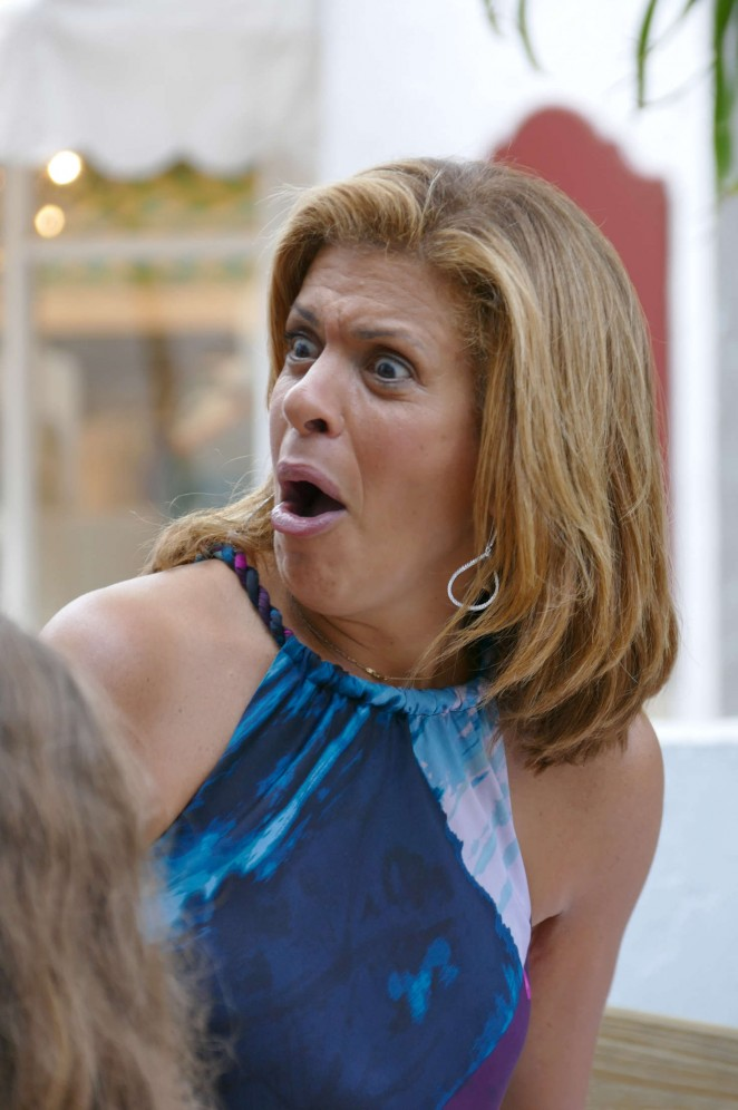 Hoda Kotb – Book Signing Party in Palm Beach