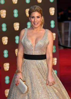 Hofit Golan - 2018 BAFTA Awards in London
