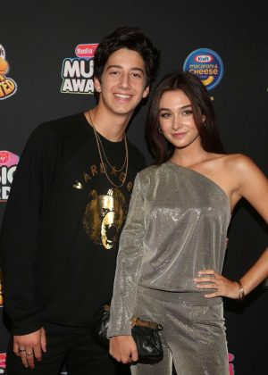 Holiday Kriegel - 2018 Radio Disney Music Awards in Hollywood