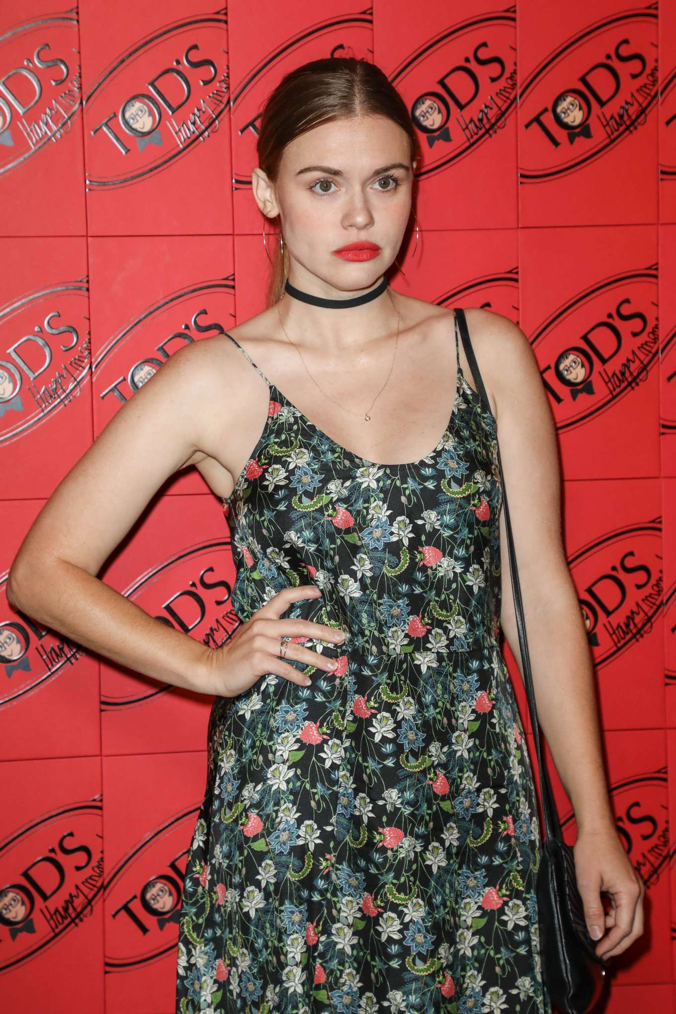 Holland Roden - 2019 Paris Fashion Week - Tod's x Alber Elbaz Happy Moments Party