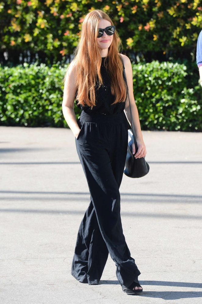 Holland Roden: Arrives to The Breeders Cup Race -13