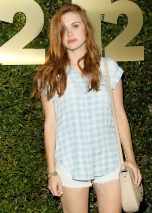 Holland Roden - E3 Kickoff Party in West Hollywood