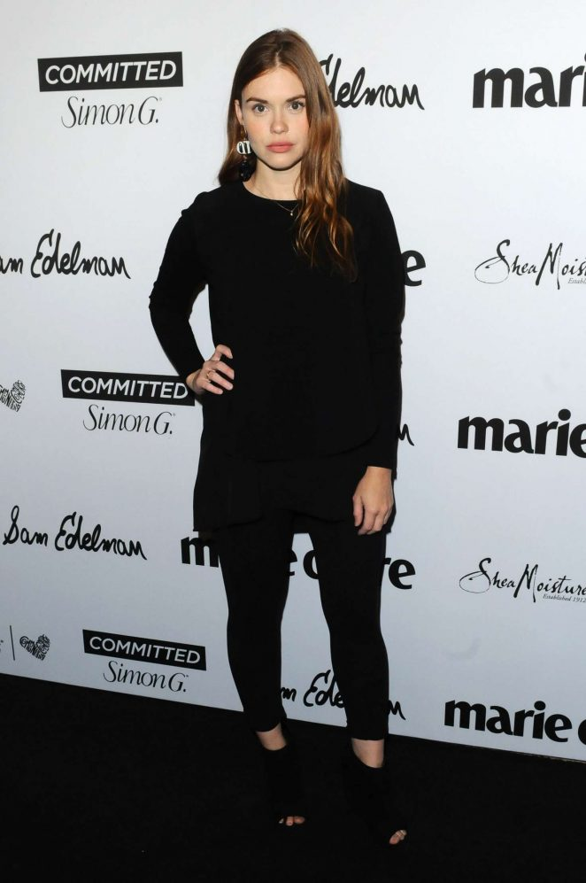 Holland Roden - Marie Claire's 5th annual 'Fresh Faces' in Los Angeles