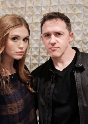 Holland Roden - MTV Press Junket & Cocktail Party 2016 in West Hollywood