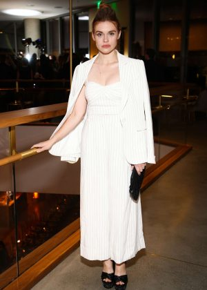 Holland Roden - Rachel Zoe Fall 2018 Collection Presentation in Los Angeles