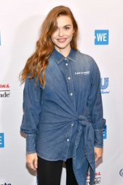 Holland Roden - WE Day UN 2019 in New York