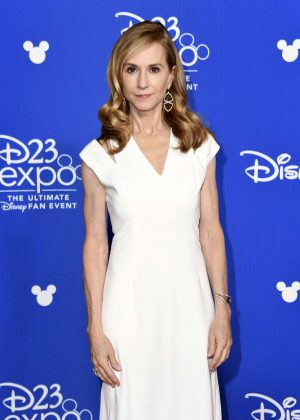 Holly Hunter - D23 Expo 2017 in Anaheim