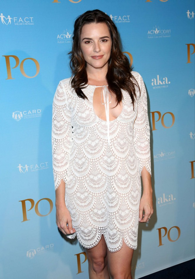 Holly Lynch - An Autism Awareness Screening of the feature film Po in LA