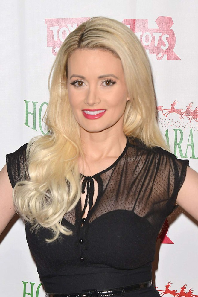Holly Madison - 2015 Hollywood Christmas Parade in Hollywood