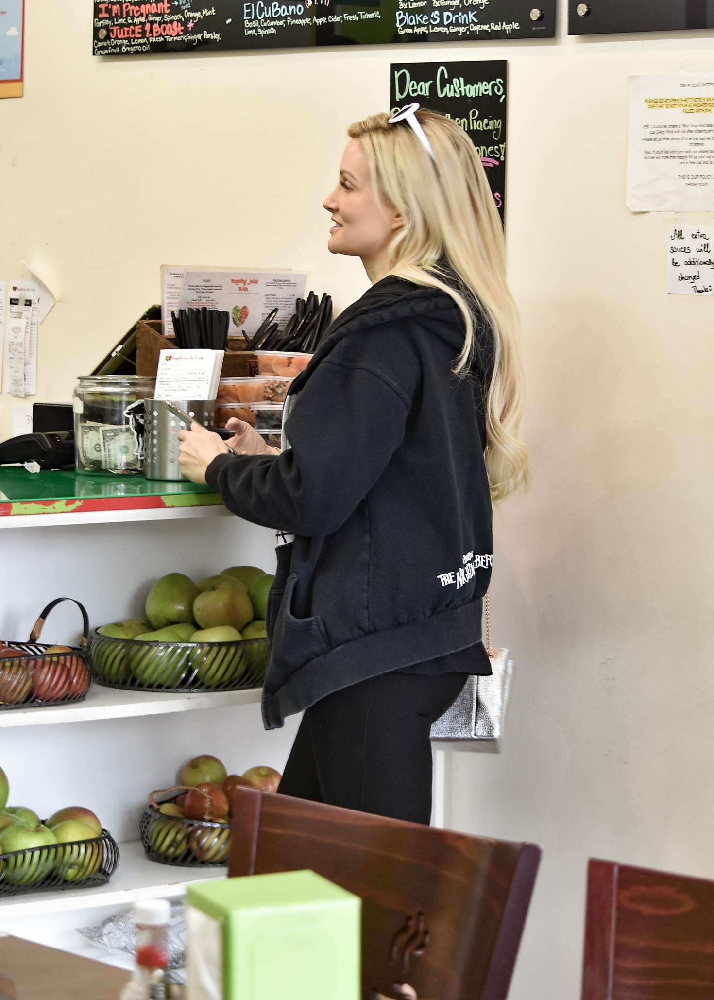 Holly Madison 2018 : Holly Madison in Leggings -05