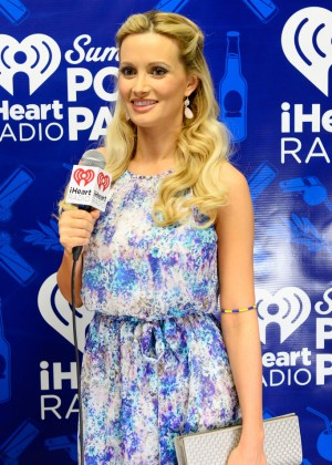 Holly Madison - The iHeartRadio Summer Pool Party in Las Vegas