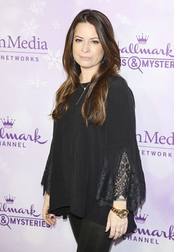 Holly Marie Combs - Hallmark Channel Party at the Winter TCA Tour in Pasadena