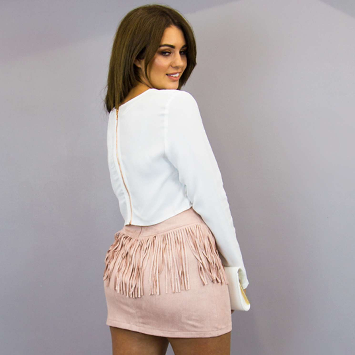 Holly Peers: fearlesss photoshoot-14   GotCeleb