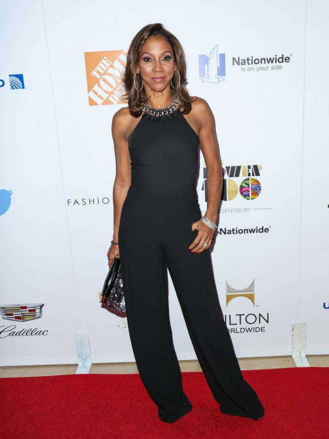 Holly Robinson Peete - 2015 Ebony Power 100 Gala in Beverly Hills