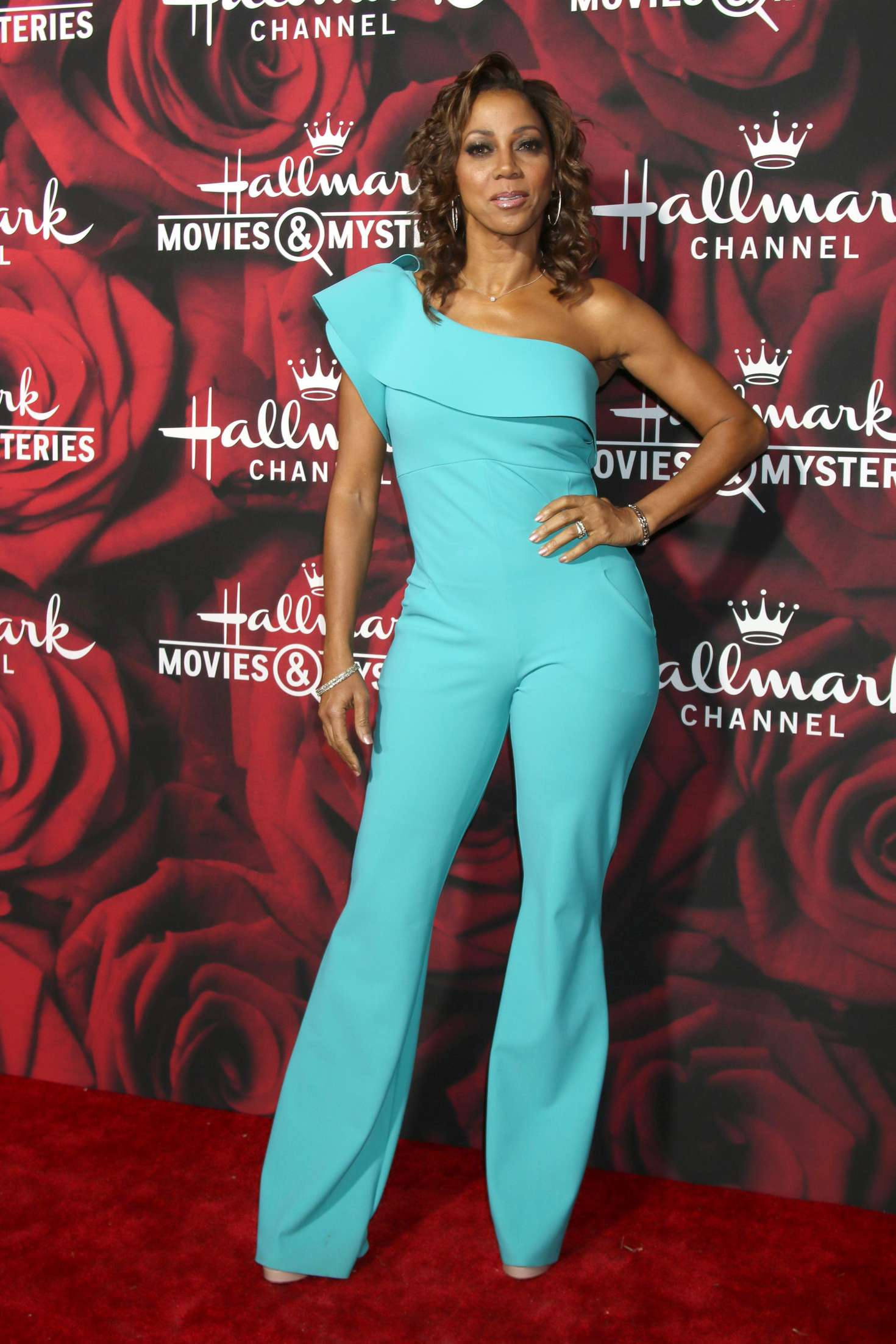 Holly Robinson Peete – 2017 Hallmark Channel TCA Winter ...