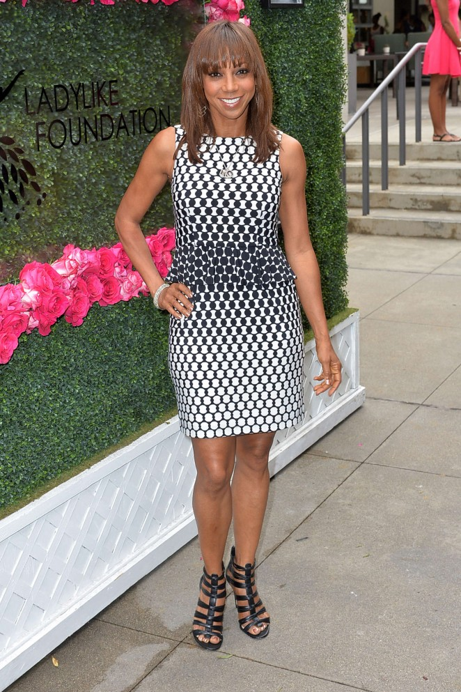 Holly Robinson Peete - LadyLike Foundation 2015 Women of Excellence Scholarship Luncheon in LA