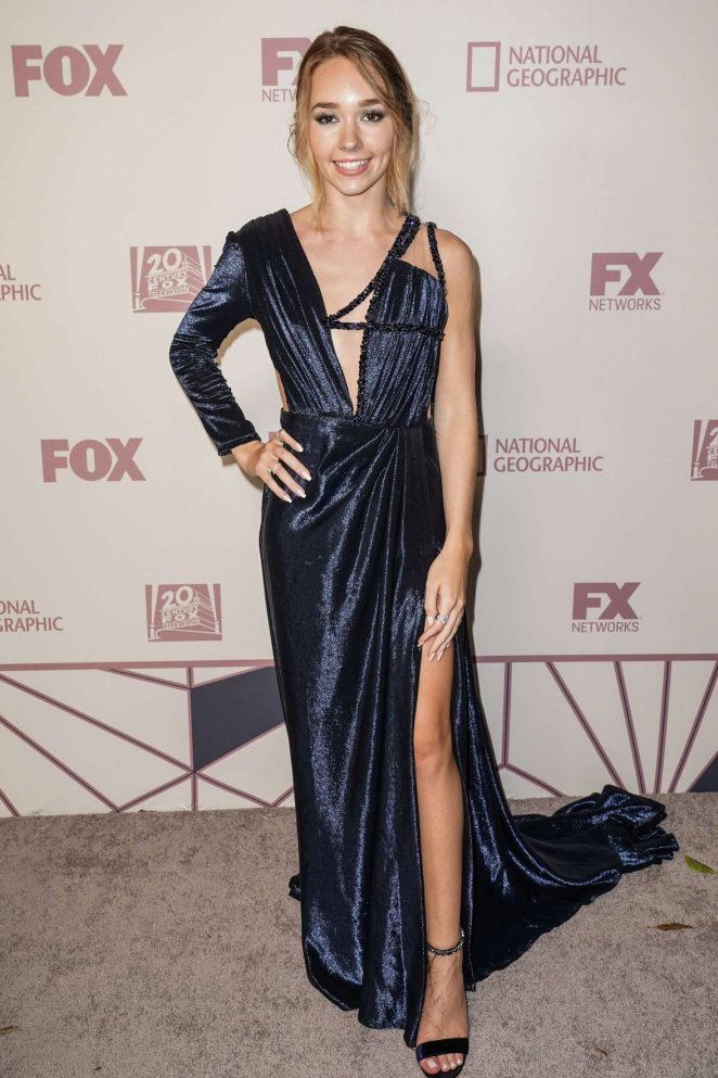 Holly Taylor - 2018 Emmy Awards FOX Party in LA