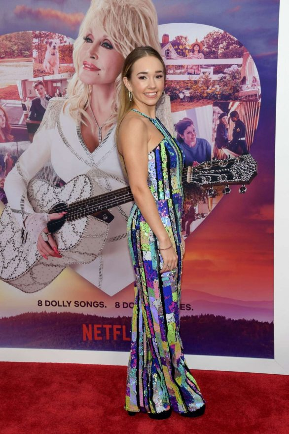 Holly Taylor - 'Heartstrings' Premiere in Pigeon Forge