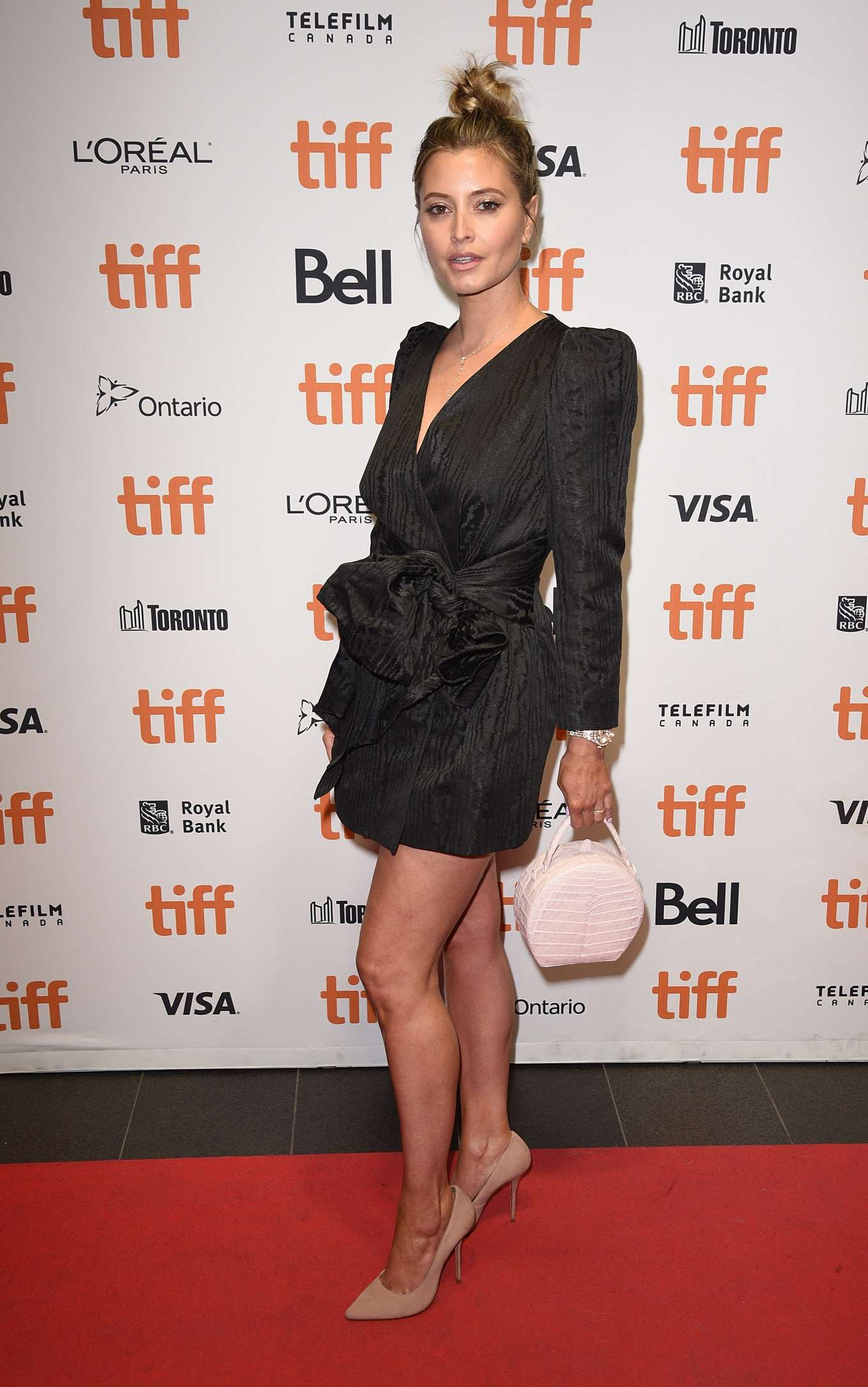 Holly Valance - 'The Obituary Of Tunde Johnson' Premiere at TIFF