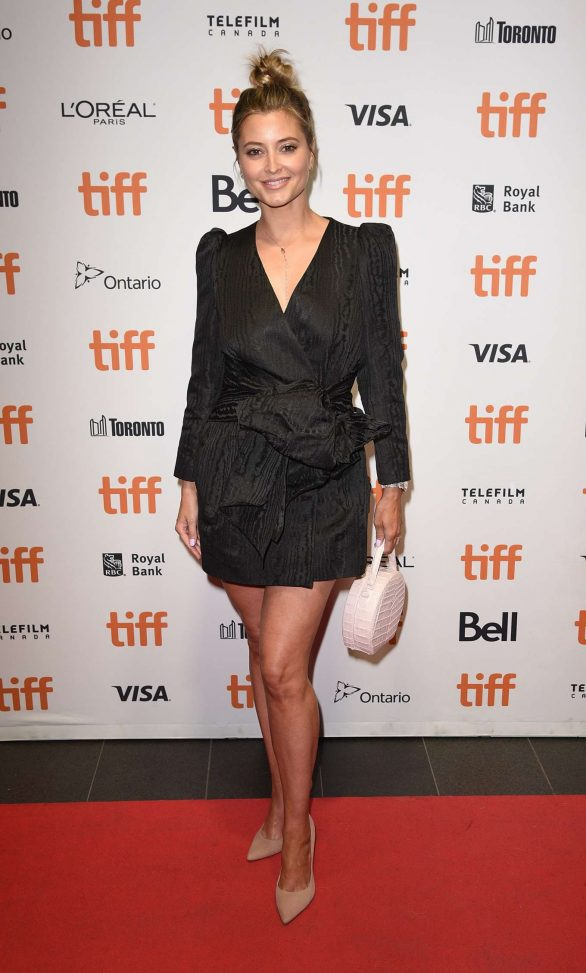 Holly Valance 2019 : Holly Valance – The Obituary Of Tunde Johnson Premiere at TIFF-05