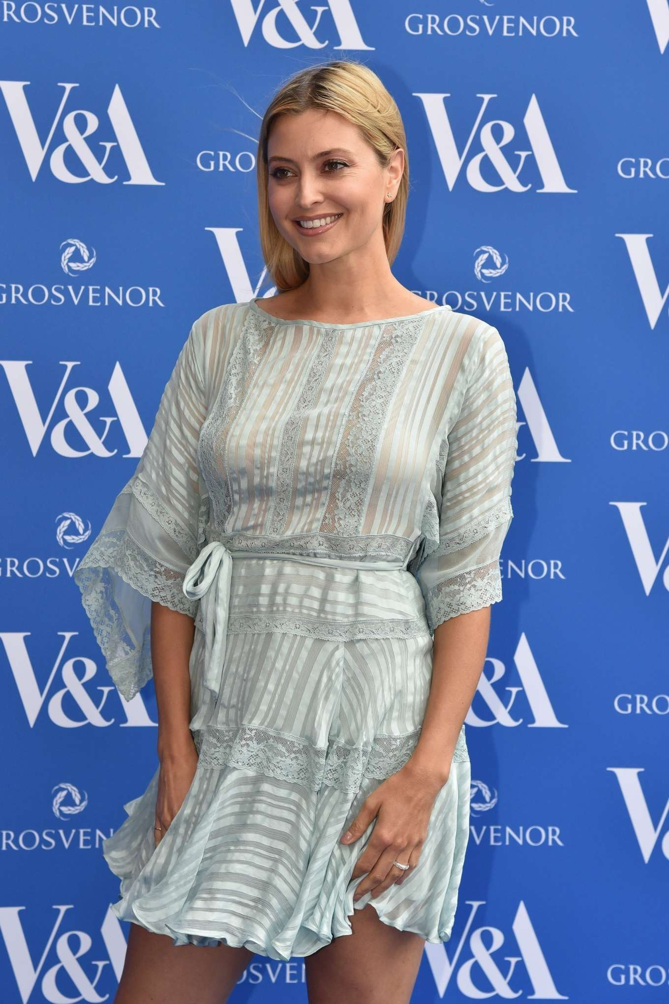 Holly Valance 2018 : Holly Valance: The Victoria and Albert Museum Summer Party in London-01