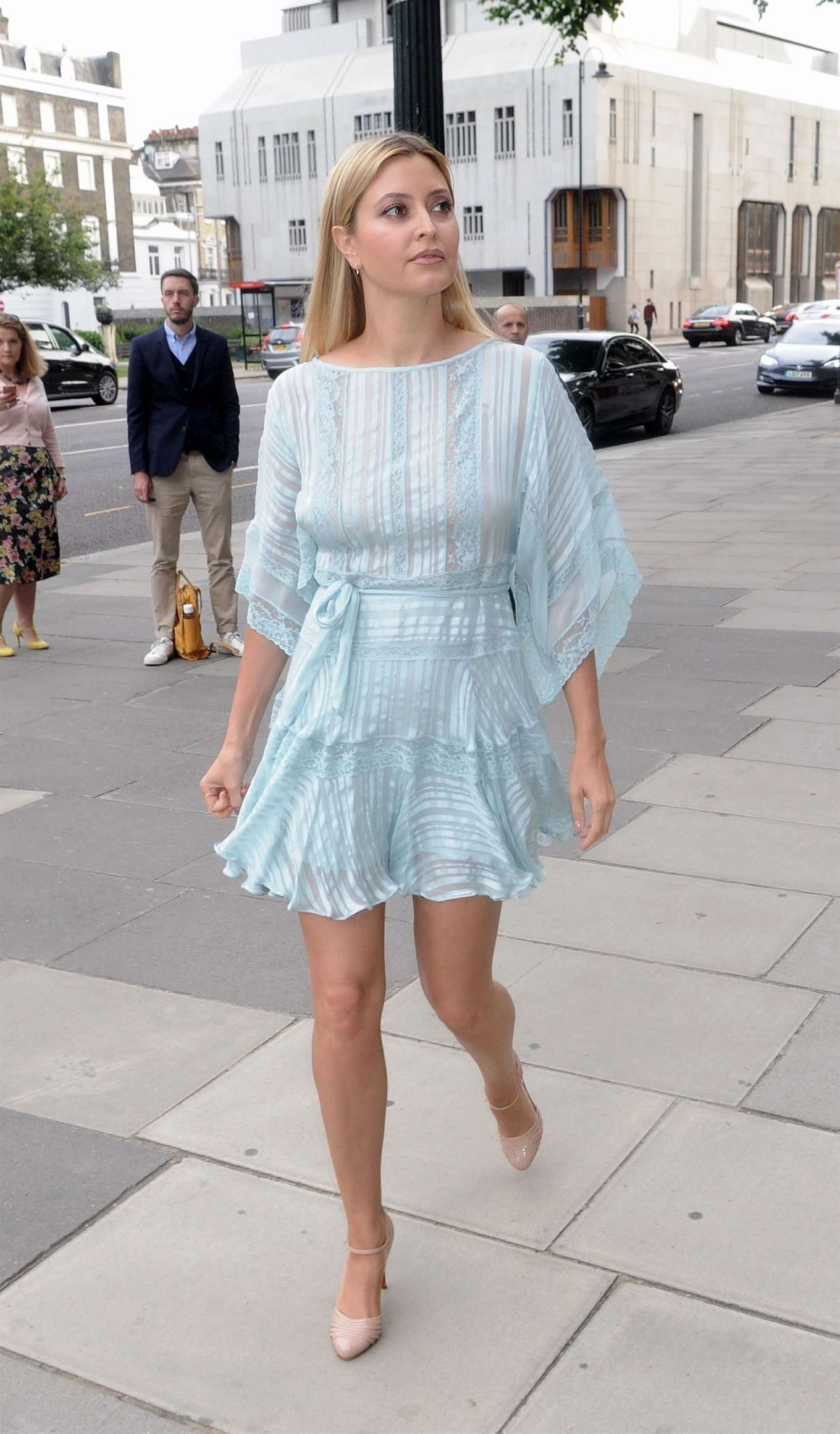 Holly Valance 2018 : Holly Valance: The Victoria and Albert Museum Summer Party in London-02