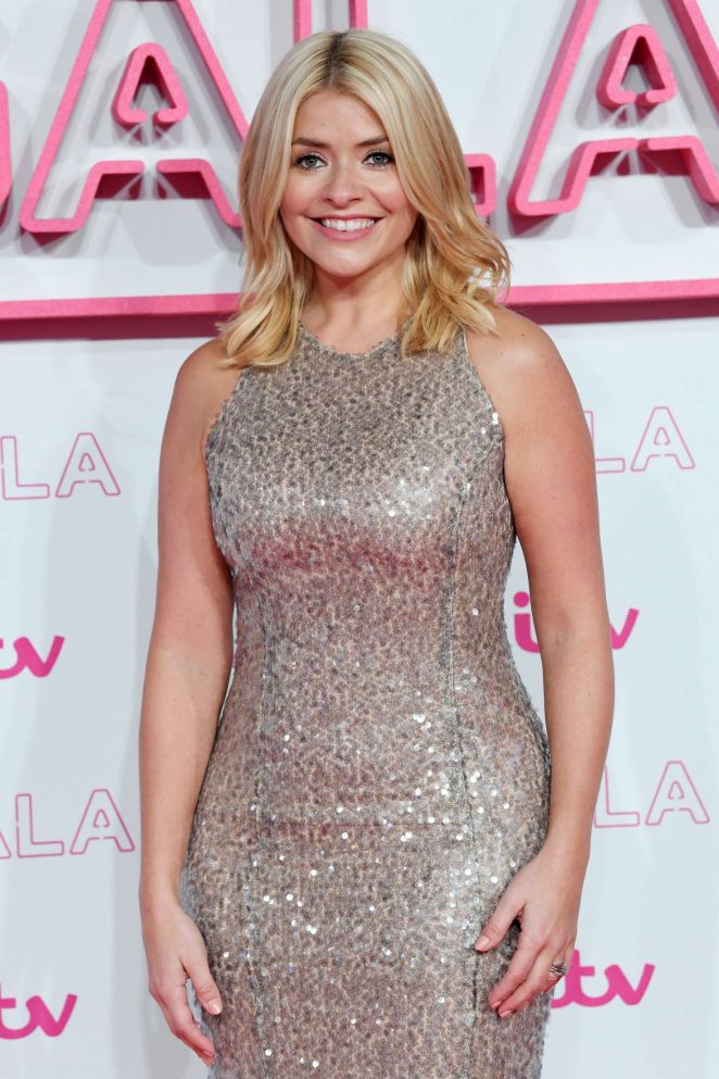 Holly Willoughby – 2016 ITV Gala in London