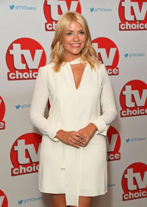Holly Willoughby - 2016 TV Choice Awards in London