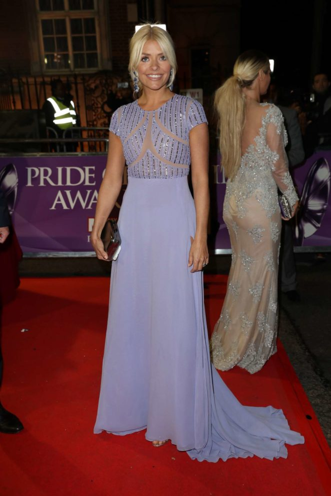 Holly Willoughby: 2017 Pride Of Britain Awards -05