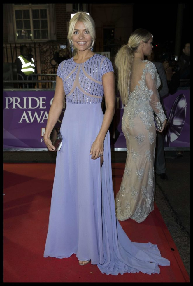 Holly Willoughby: 2017 Pride Of Britain Awards -09