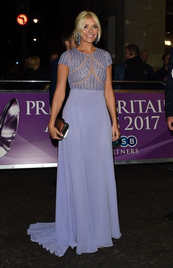 Holly Willoughby: 2017 Pride Of Britain Awards -13