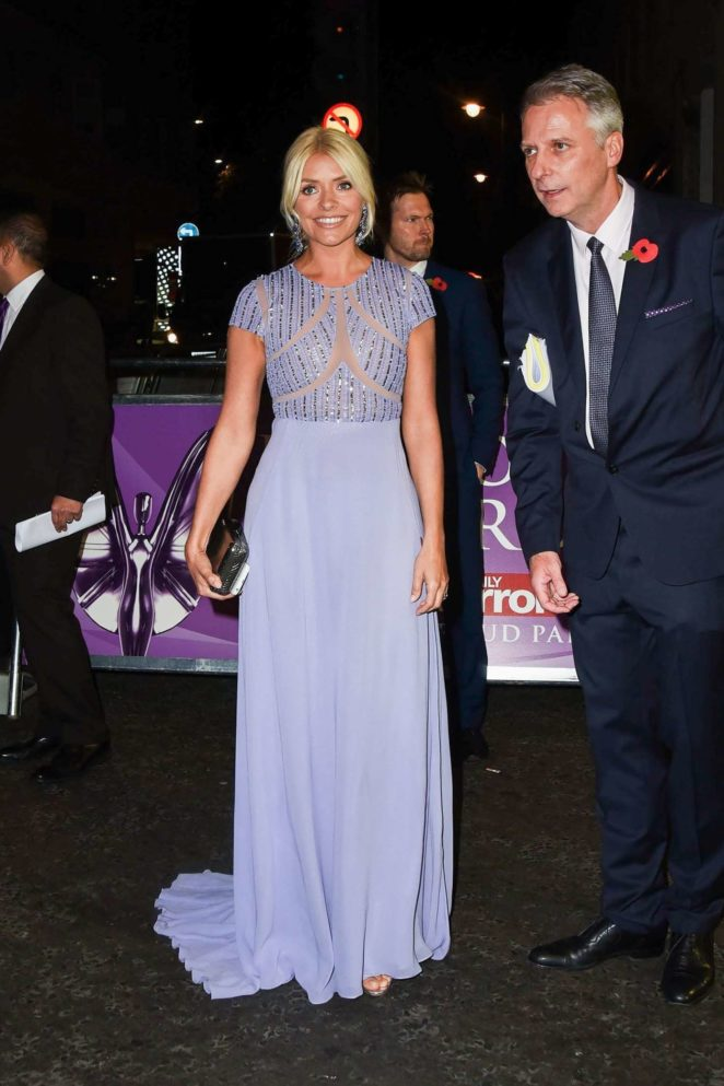Holly Willoughby: 2017 Pride Of Britain Awards -16