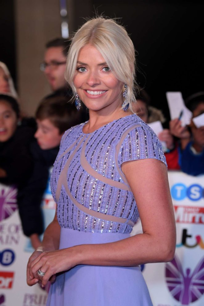 Holly Willoughby: 2017 Pride Of Britain Awards -17