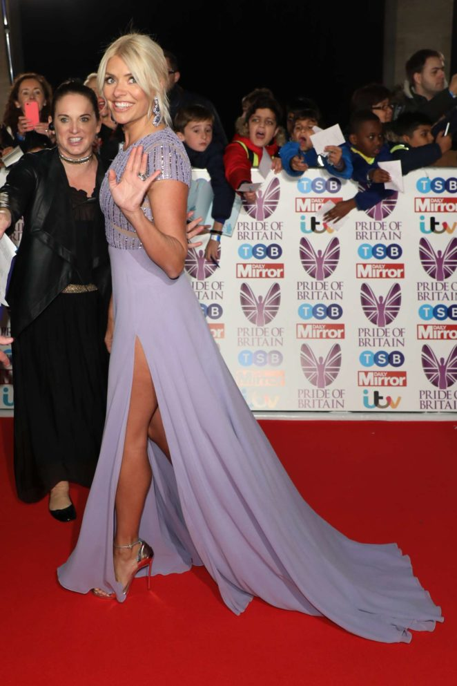 Holly Willoughby: 2017 Pride Of Britain Awards -25