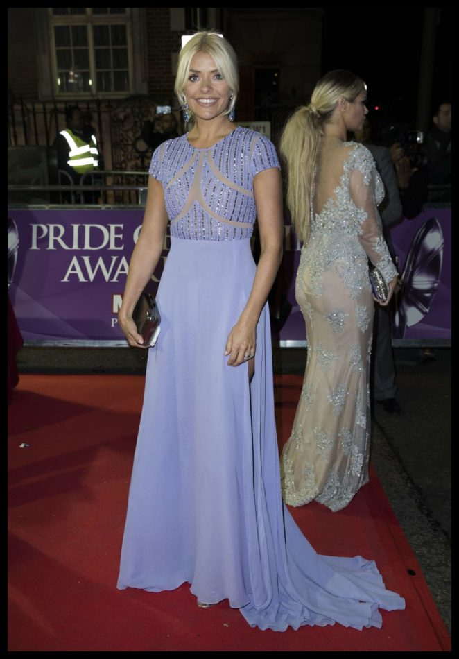 Holly Willoughby: 2017 Pride Of Britain Awards -27