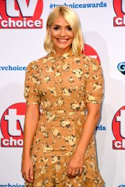 Holly Willoughby - 2019 TV Choice Awards in London