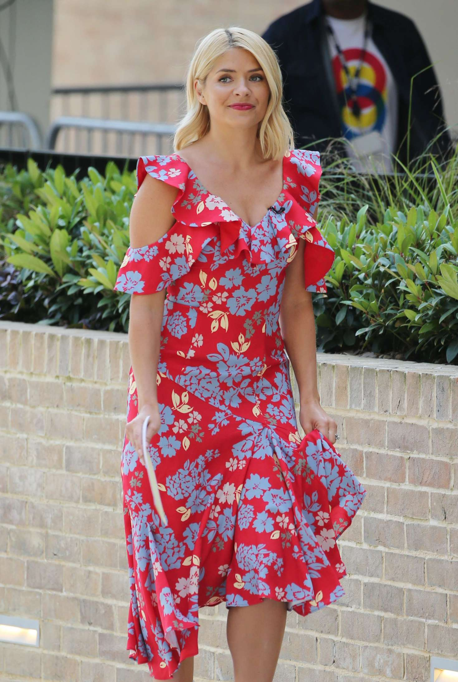 Holly Willoughby 2018 : Holly Willoughby at ITV Studios -02