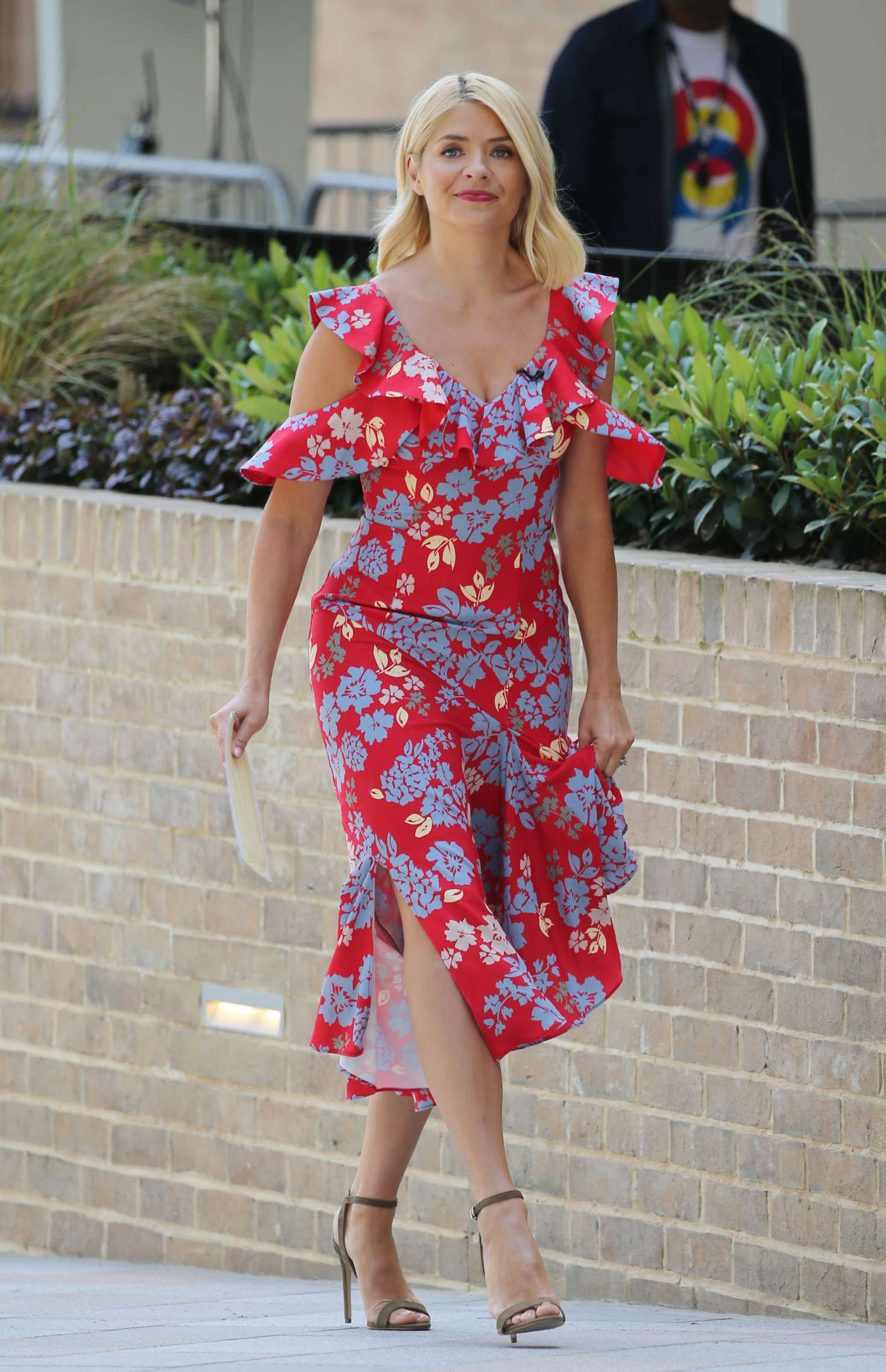 Holly Willoughby 2018 : Holly Willoughby at ITV Studios -05