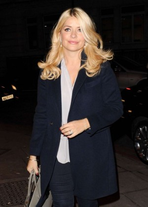 Holly Willoughby - Autism Rocks Prince Gig in London