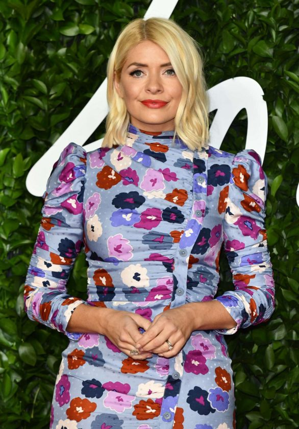 Holly Willoughby - Fashion Awards 2019 in London