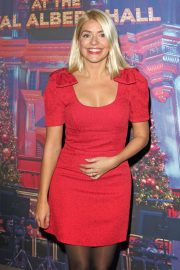 Holly Willoughby - Emma Bunton Christmas Party in London