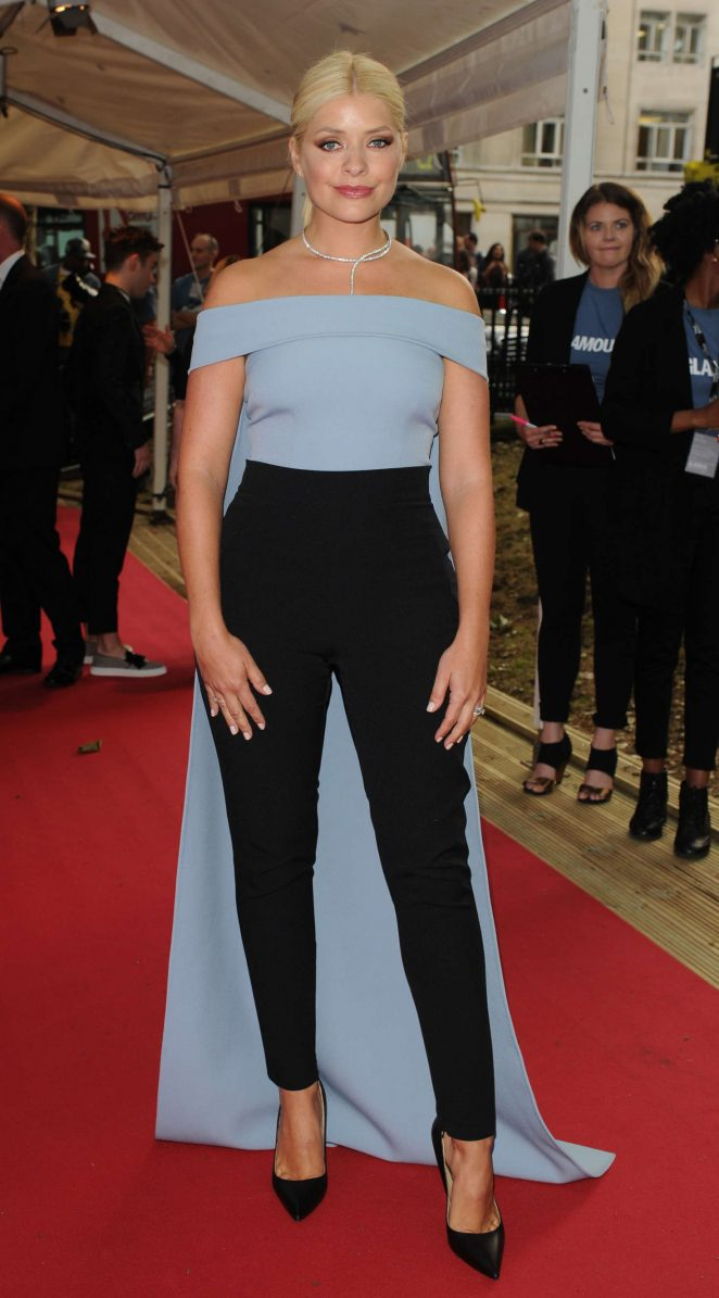 Holly Willoughby Glamour Women Of The Year Awards 2016