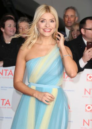 Holly Willoughby - National Television Awards 2018 in London