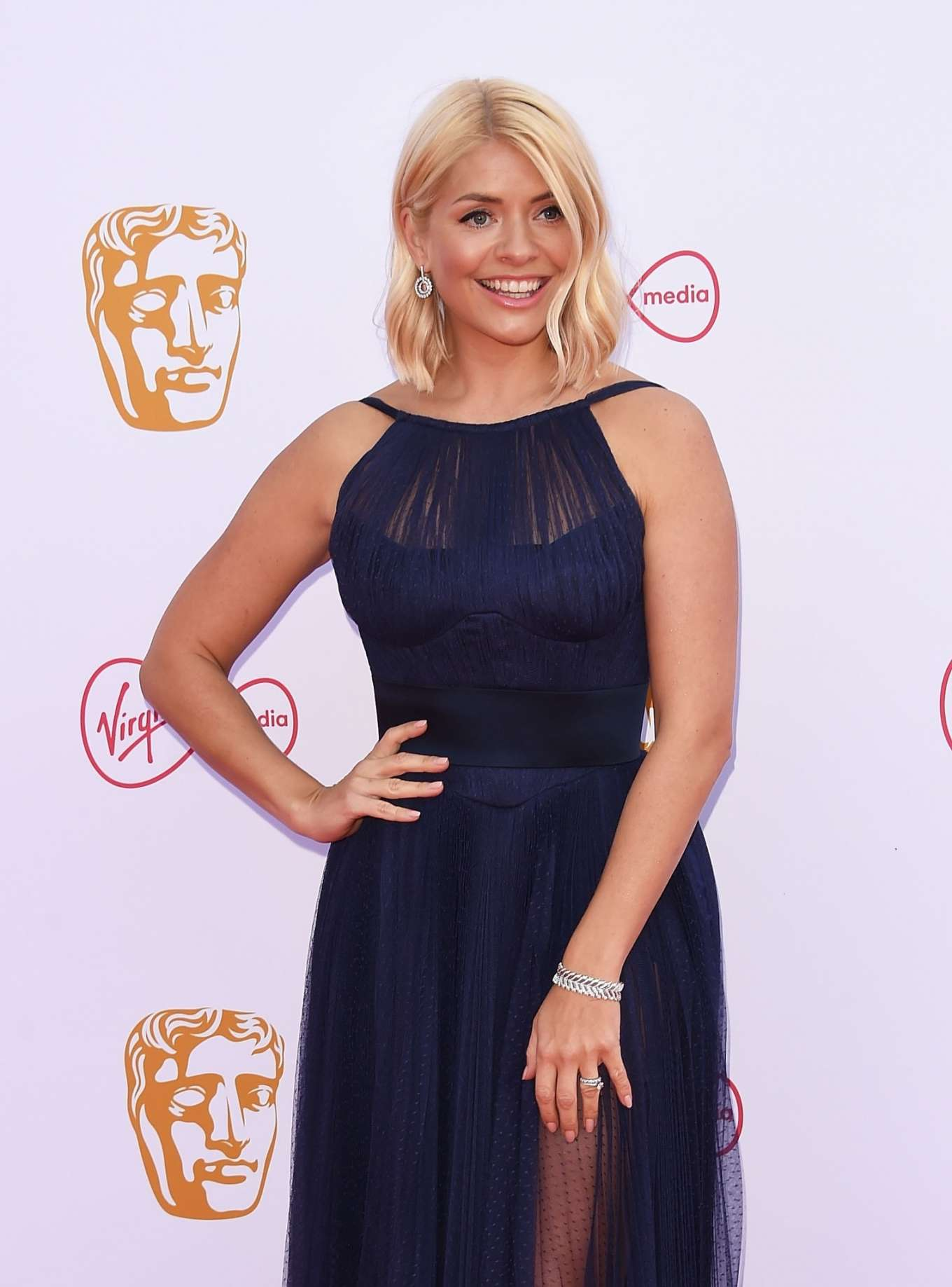 Holly Willoughby - BAFTA Television Awards 2019 in London