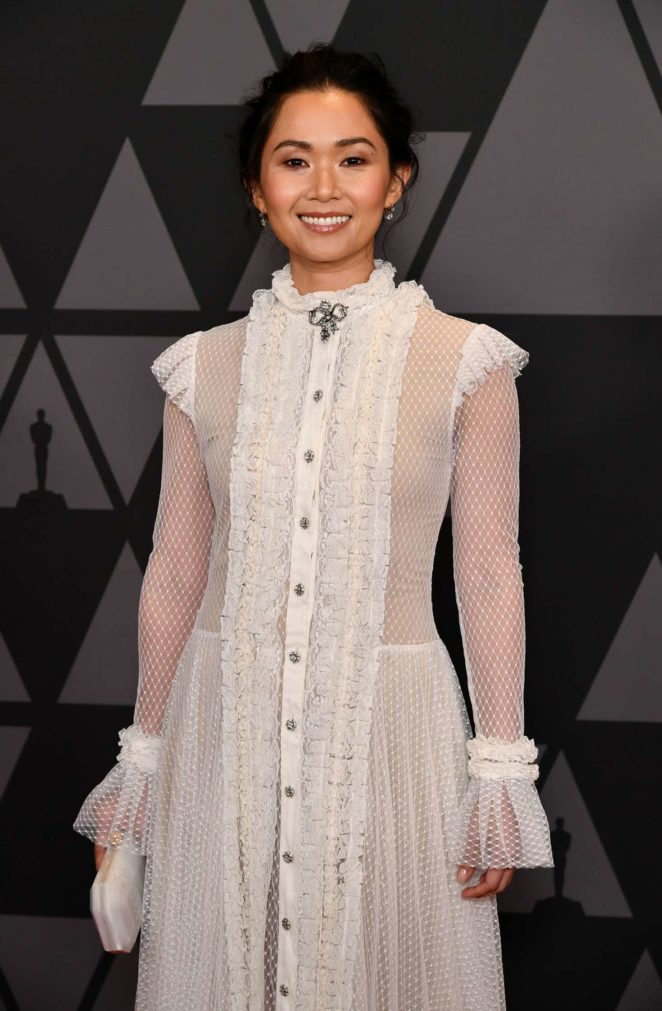 Hong Chau - 9th Annual Governors Awards in Hollywood