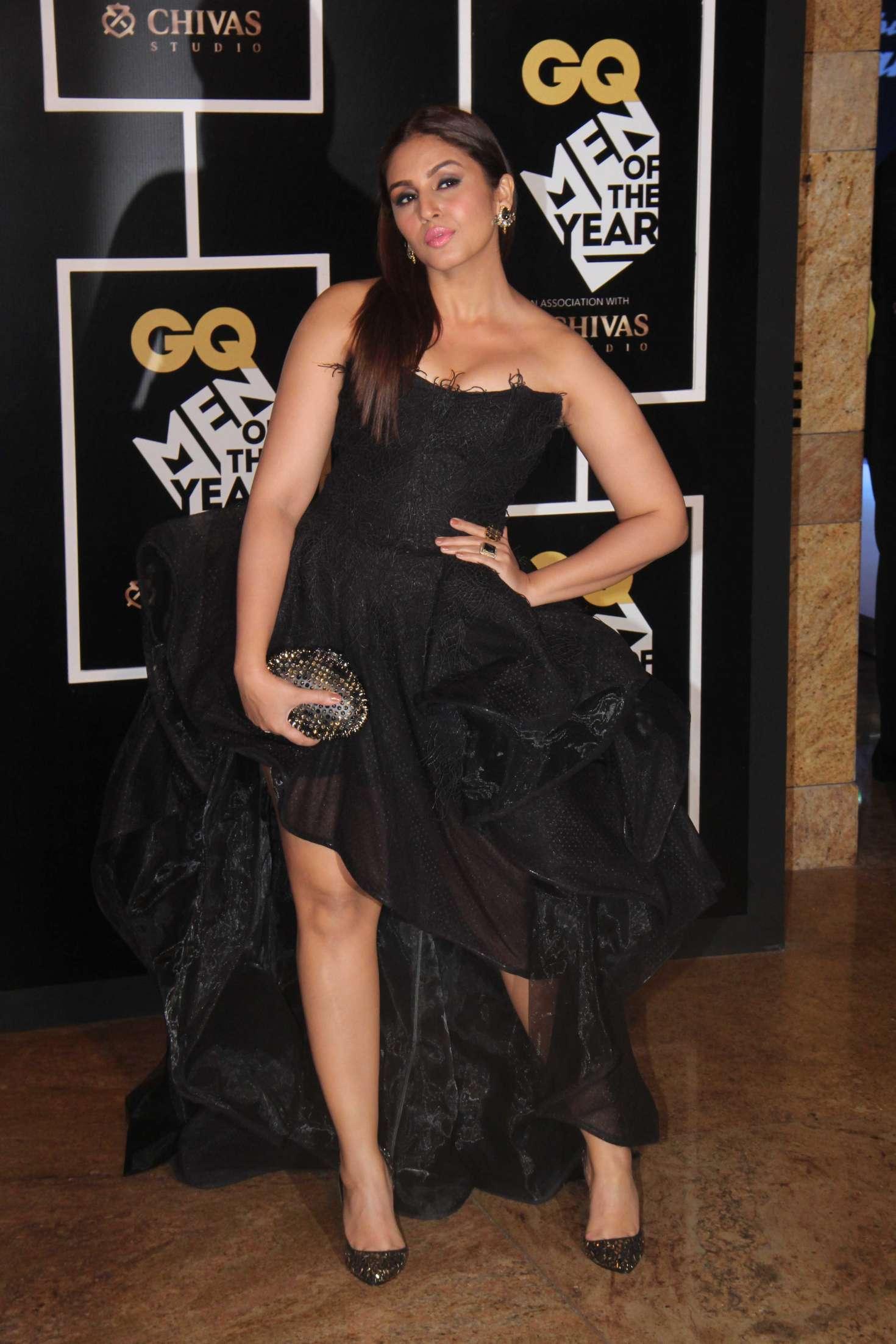 New Hindi Movei 2018 2019 Bolliwood: Huma Qureshi: GQ Indias Men Of The Year Awards 2016 -03