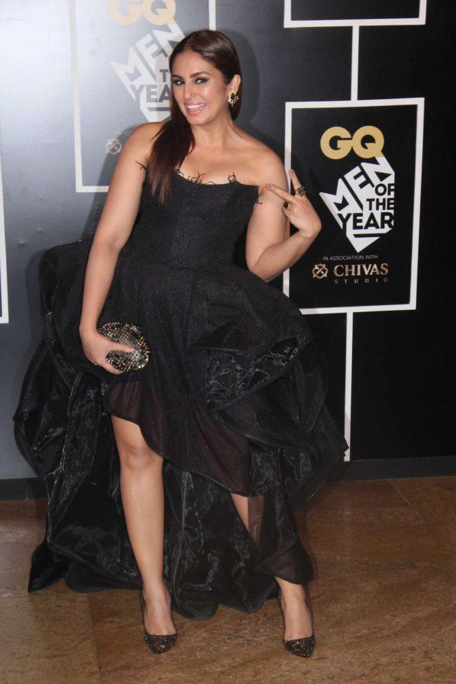 Huma Qureshi - GQ India's Men of the Year Awards 2016 in Mumbai