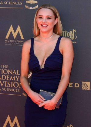 Hunter Haley King - 2017 Daytime Emmy Awards in LA