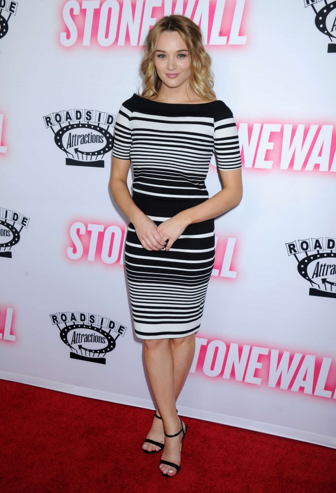 Hunter Haley King - 'Stonewall' Premiere in West Hollywood